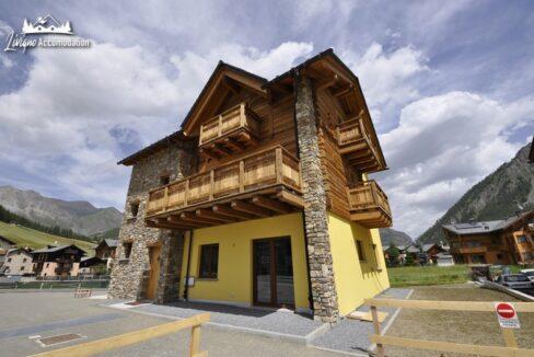 Appartamenti Livigno Eco House Esterno (1)