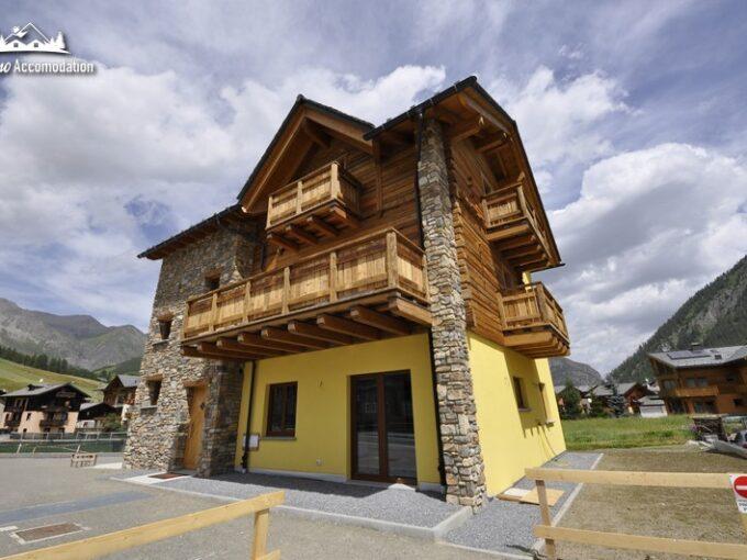 Eco House Livigno – Mara Garden