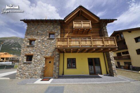 Appartamenti Livigno Eco House Esterno (2)
