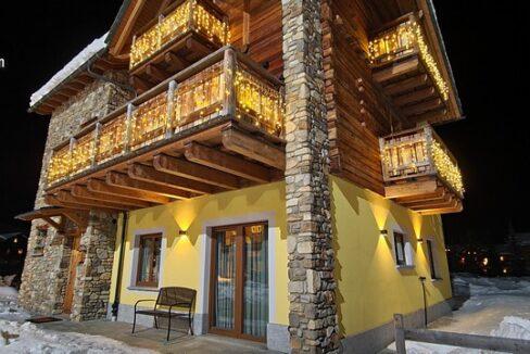Appartamenti Livigno Eco House Esterno (5)