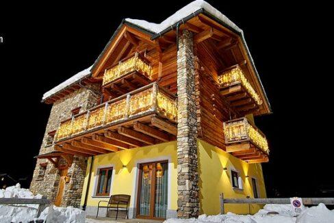 Appartamenti Livigno Eco House Esterno (6)