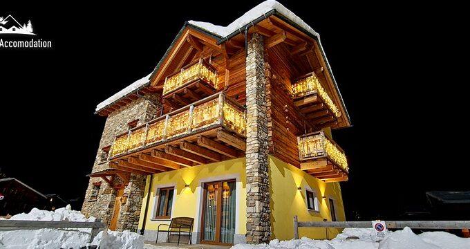 Eco House Livigno – Mirko Panorama
