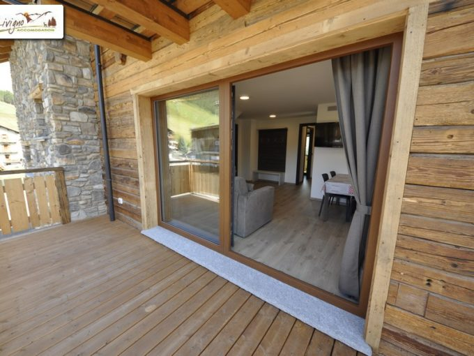 Eco House Livigno – Mirko Panorama