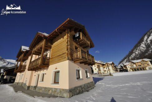 Appartamento Livigno - Al Bait da Valeriano Esterni (1)