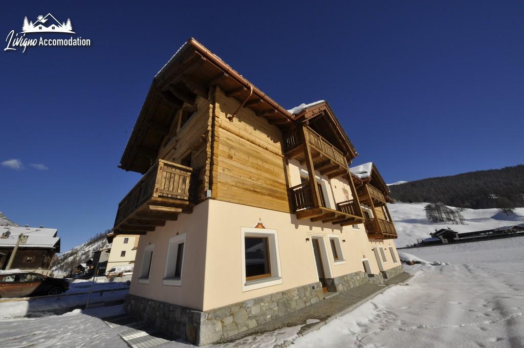 Appartamento Livigno - Al Bait da Valeriano Esterni (3)