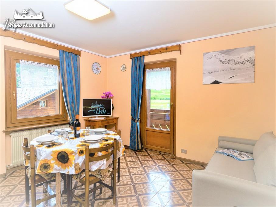 Appartamenti Livigno La Sorgente Iwan Trilocale (2)