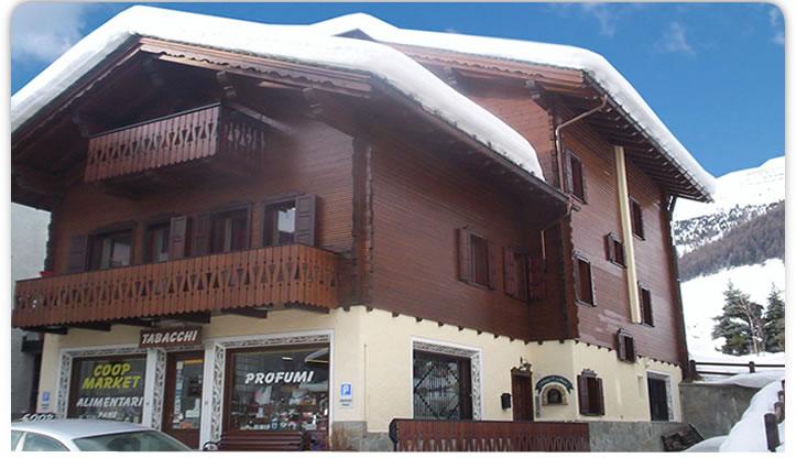 Appartamenti Livigno - Chalet da Maria Esterni