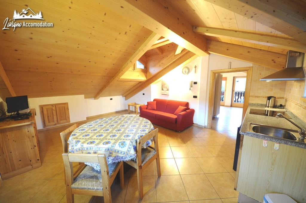 Appartamento Livigno - Chalet da Maria appartamento rudi nr. 5 (13)