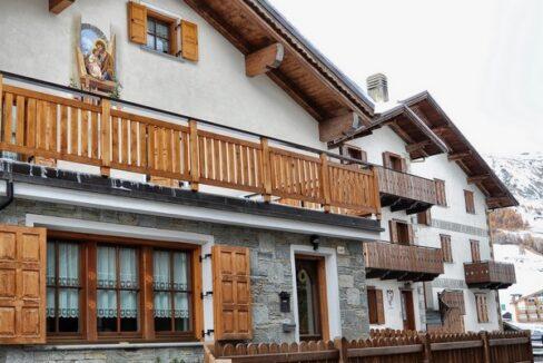 Appartamenti Livigno - Baita Epi Cusini - esterni (3)