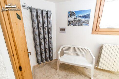 Appartamenti Livigno - Baita Epi Cusini - ski room