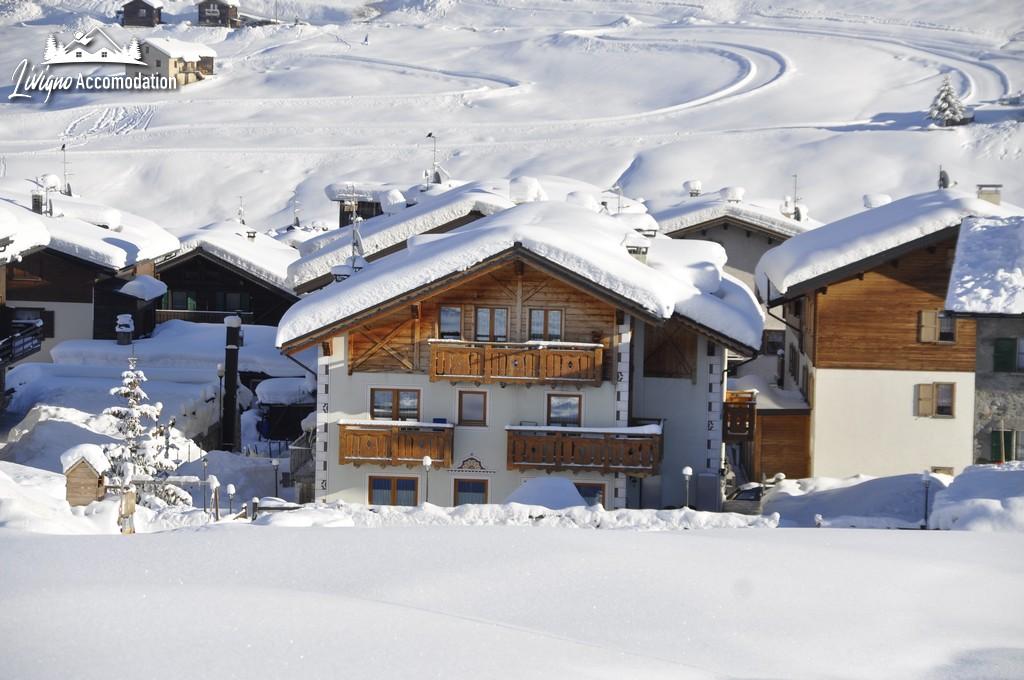 Appartamenti Livigno - Alpen Royal Esterni Inverno (1)