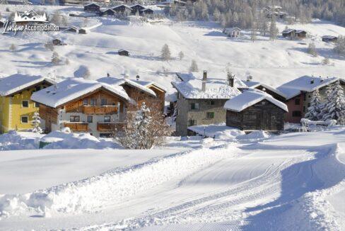 Appartamenti Livigno - Alpen Royal Esterni Inverno (2)