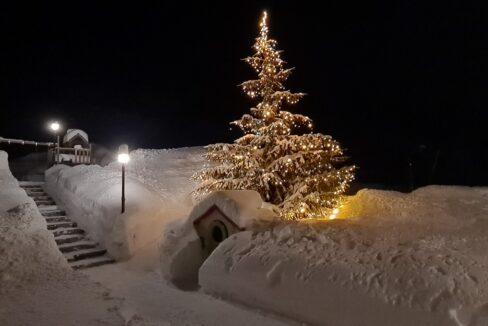 Appartamenti Livigno - Alpen Royal Esterni Inverno (9)