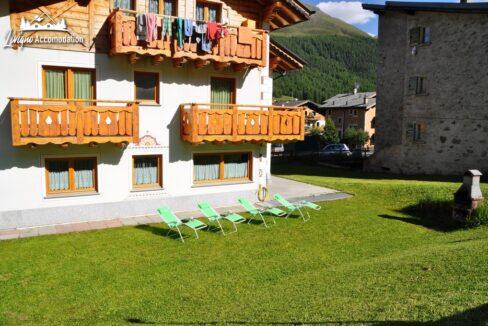 Appartamenti Livigno - Alpen Royal Esterni estate (1)