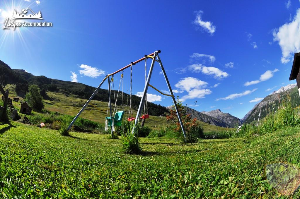 Appartamenti Livigno - Alpen Royal Esterni estate (2)