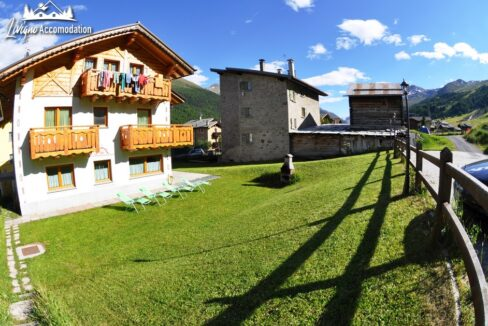Appartamenti Livigno - Alpen Royal Esterni estate (3)