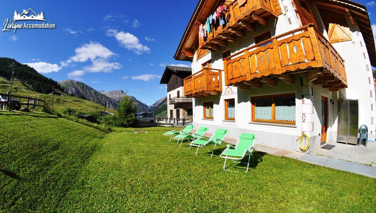 Appartamenti Livigno - Alpen Royal Esterni estate (4)