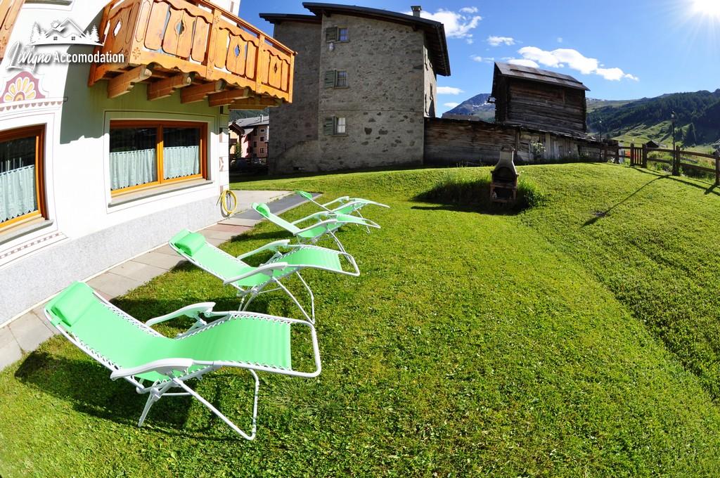 Appartamenti Livigno - Alpen Royal Esterni estate (5)