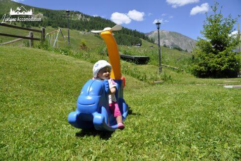 Appartamenti Livigno - Alpen Royal Esterni estate (7)