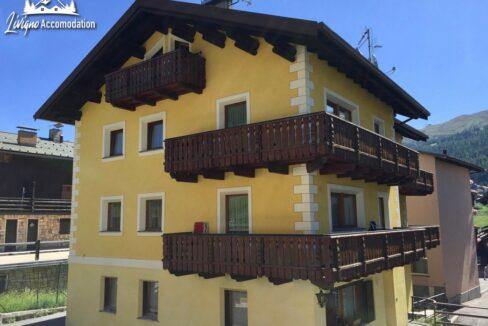 Appartamenti Livigno - Albana esterno